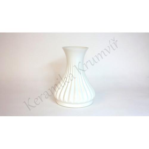 Váza KK 3011 Bílá