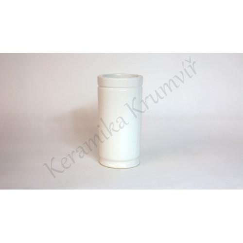 Váza KK 32 Bílá