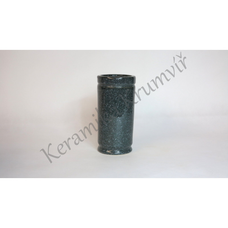 Váza KK 32 Mramor šedý
