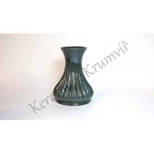Váza KK 3011 Mramor šedý
